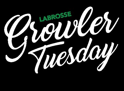 Growler Tuesdays Logo